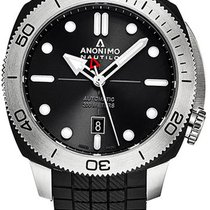 Anonimo Steel Automatic AM100106001A11 new United States of America, New York, Brooklyn