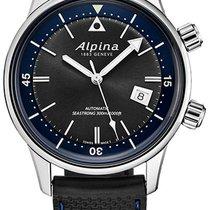 Alpina Seastrong Acero Gris