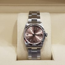 Rolex Oyster Perpetual 31 Acero 31mm Bronce Arábigos