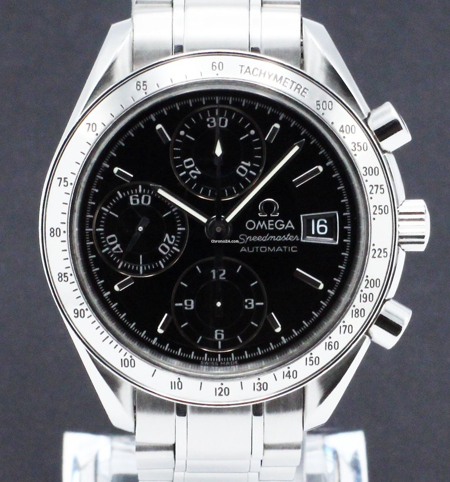 Omega Speedmaster Date 3513.50 2001 occasion