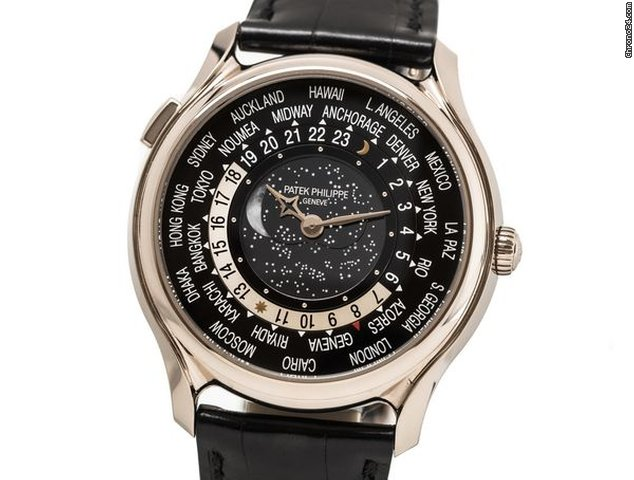 Patek Philippe World Time 5575G-001 2016 brukt