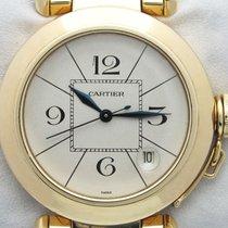 Cartier Pasha Oro giallo 38mm Bianco Arabi Italia, Pieve Di Cento BOLOGNA
