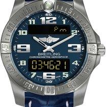 Breitling Aerospace EVO Titanium 43mm Blue