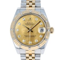 Rolex Lady-Datejust Gold/Steel 31mm Mother of pearl No numerals United States of America, Massachusetts, Boston