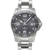 Longines L3.781.4.76.6 Steel 2019 41mm pre-owned