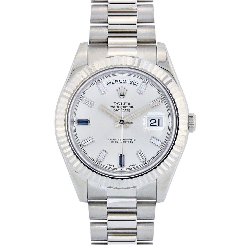 Rolex Day-Date II 218239 new