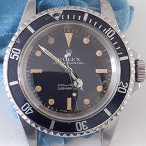 Rolex Submariner (No Date) 5513 Очень хорошее Сталь Автоподзавод