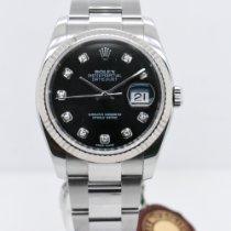 Rolex Datejust 116234 Очень хорошее Сталь 36mm Автоподзавод