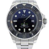 Rolex Sea-Dweller Deepsea nuevo 2015 Automático Reloj con estuche y documentos originales