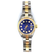 Rolex Oyster Perpetual Lady Date Gold/Steel 26mm Mother of pearl No numerals United States of America, Georgia, Atlanta