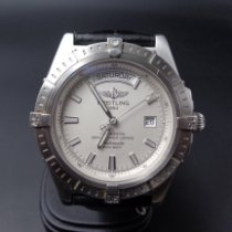 Breitling Headwind Steel 43mm White United States of America, Connecticut, Greenwich