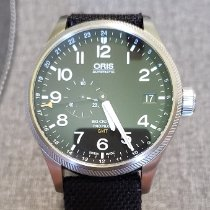 Oris Big Crown ProPilot GMT Steel Black Arabic numerals United States of America, Ohio, Springfield