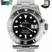 Rolex 116610 Сталь Submariner Date 40mm подержанные