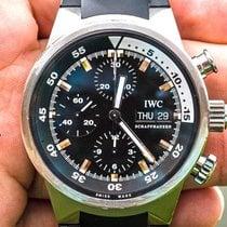 IWC Aquatimer Chronograph Steel 42mm Black No numerals United States of America, Texas, Plano