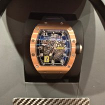 Richard Mille RM030 Rose gold 2020 RM 030 50mm pre-owned