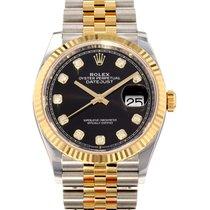 Rolex (ロレックス) Datejust 126333G 良い ゴールド/スチール 36mm 自動巻き 日本, Osaka / Tokyo / Kobe / Nagoya
