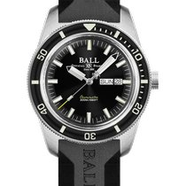 Ball new Automatic Display back Luminous hands Chronometer Rotating Bezel Limited Edition Screw-Down Crown Luminous indices 42mm Steel Sapphire crystal