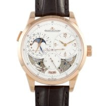Jaeger-LeCoultre Duomètre Rose gold 42mm Silver United States of America, Pennsylvania, Southampton
