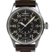Iron Annie Steel 42mm Automatic 5156-2 new