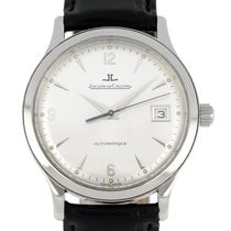 Jaeger-LeCoultre 140.8.89 Stahl 2002 Master Control 37mm gebraucht