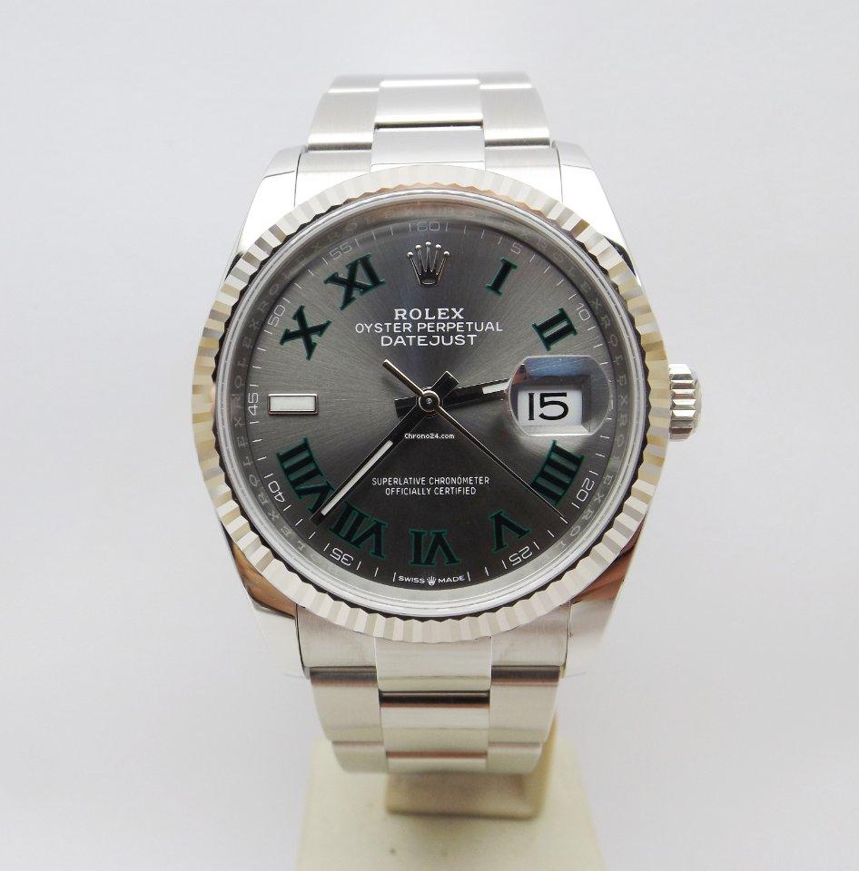 Rolex Datejust 126234 2021 nuovo