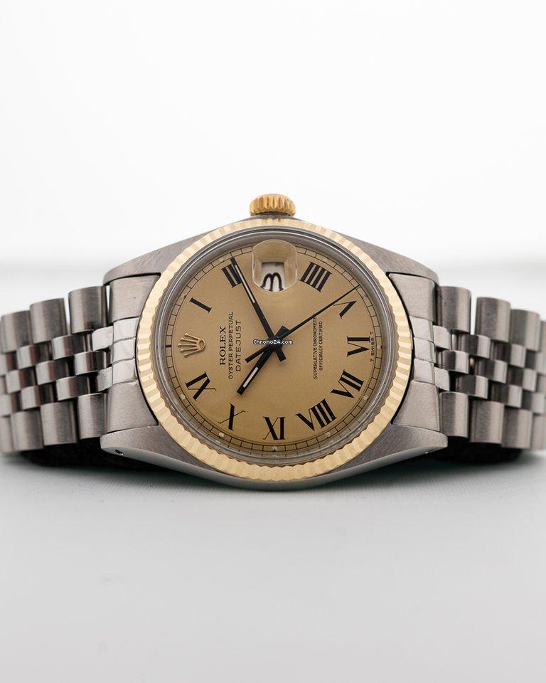 Rolex Datejust 1968 occasion