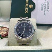 Rolex Oyster Perpetual 31 Zeljezo 31mm Crn