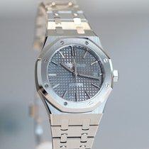 Audemars Piguet Royal Oak Selfwinding Steel 37mm Grey No numerals Thailand, Bangkok