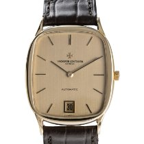 Vacheron Constantin Yellow gold 34.5mm Automatic 2063Q pre-owned