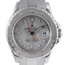 Rolex Yacht-Master Steel 29mm Silver