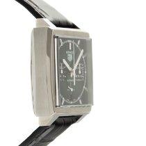 TAG Heuer Monaco novo 2021 Automático Cronógrafo Relógio com caixa e documentos originais CBL2116.FC6497