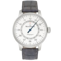 Meistersinger Perigraph AM1001 Unworn Steel 43mm Automatic United States of America, New Jersey, Cresskill