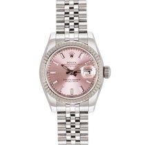 Rolex 179174 Acier 2015 Lady-Datejust 26mm occasion
