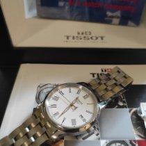 Tissot Classic Dream Сталь 38mm Белый