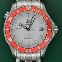 Omega Seamaster Diver 300 M Steel 41mmmm White