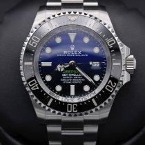 Rolex Sea-Dweller Deepsea pre-owned 44mm Black