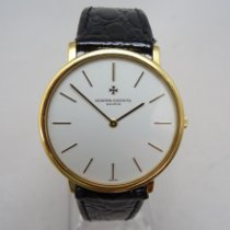 Vacheron Constantin Yellow gold 33mm Manual winding Patrimony pre-owned