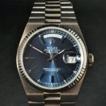 Rolex Day-Date Oysterquartz 19019 Unworn White gold 36mm Quartz United States of America, New York, Westchester County