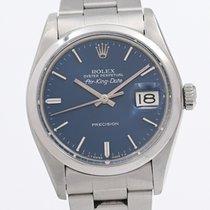 Rolex Air King Date Steel 34mm Blue No numerals South Africa, Johannesburg