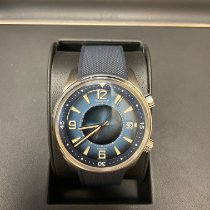 Jaeger-LeCoultre new Automatic 42mm Steel Sapphire crystal