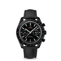 Omega Speedmaster Professional Moonwatch Céramique 44.2mm Noir Sans chiffres