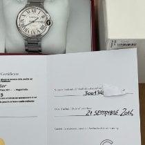Cartier Acciaio 42mm Automatico 3001 usato Italia, Mantova