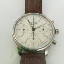 Universal Genève Compax new Manual winding Watch only 885016