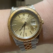 Rolex Datejust Turn-O-Graph 16253 Very good Steel 36mm Automatic The Philippines, Manila City