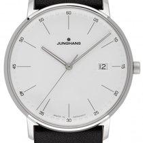 Junghans Steel 38mm Quartz 041/4884.00 new