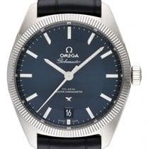 Omega Globemaster новые 2021 Автоподзавод Часы с оригинальными документами и коробкой 130.33.39.21.03.001