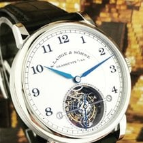 A. Lange & Söhne Platinum 730.025F pre-owned United States of America, California, Beverly Hills