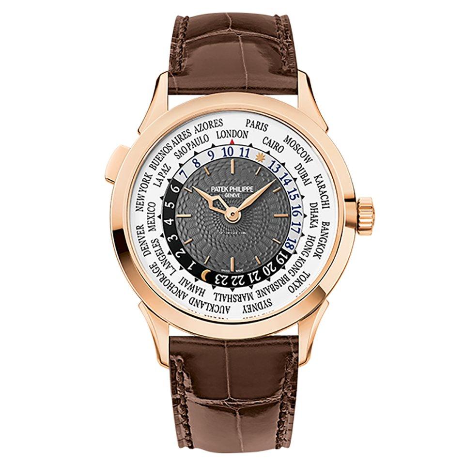 Patek Philippe World Time 5230R-012 2021 new