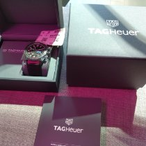 TAG Heuer Carrera new 2020 Automatic Chronograph Watch with original box and original papers CBG2A91.FT6173