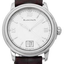 Blancpain Сталь 38mm Автоподзавод 2150-1127-53 подержанные